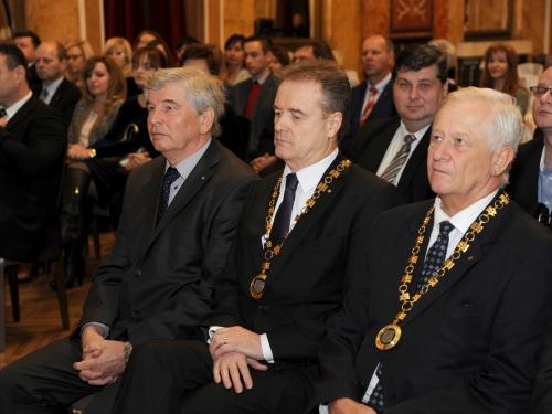 Inaugurácia dekana 2017