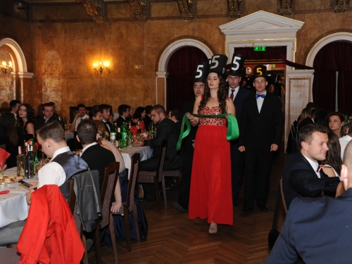 Imatrikulačný ples 2016