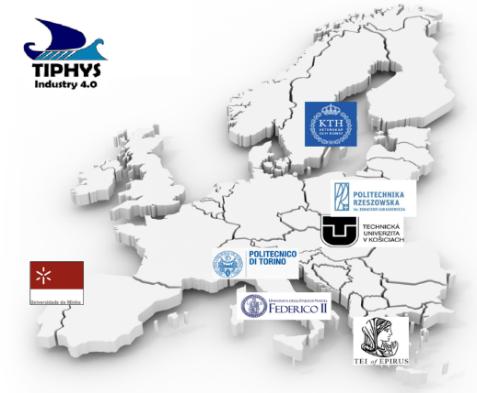 Tím z FVT úspešne napreduje v medzinárodnom projekte TIPHYS Industry 4.0