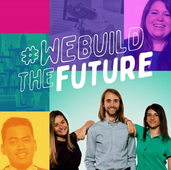Build the Future - Graduate program